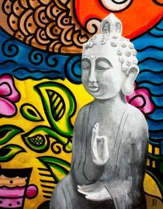 Buddha14x18
